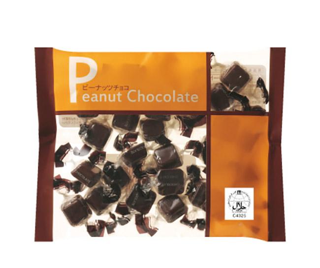 徳用ファミリーサイズ160gピーナッツチョコレート