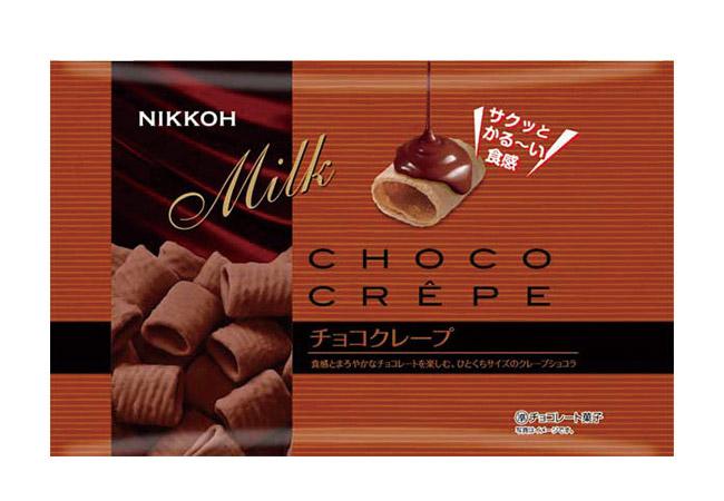 チョコクレープシリーズ