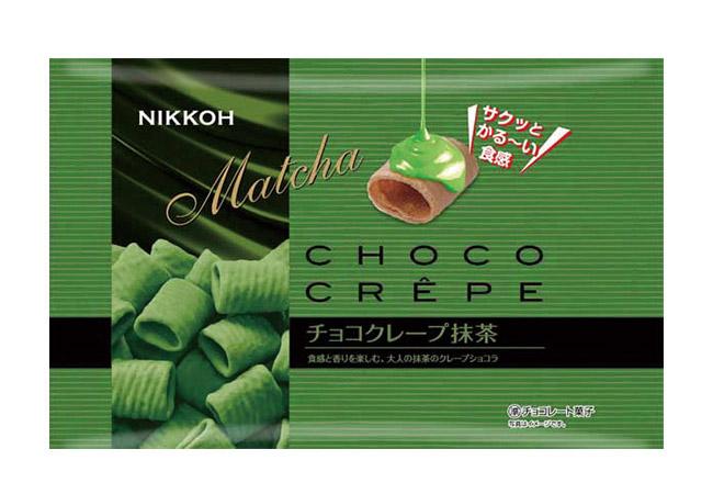 チョコクレープシリーズチョコクレープ 抹茶